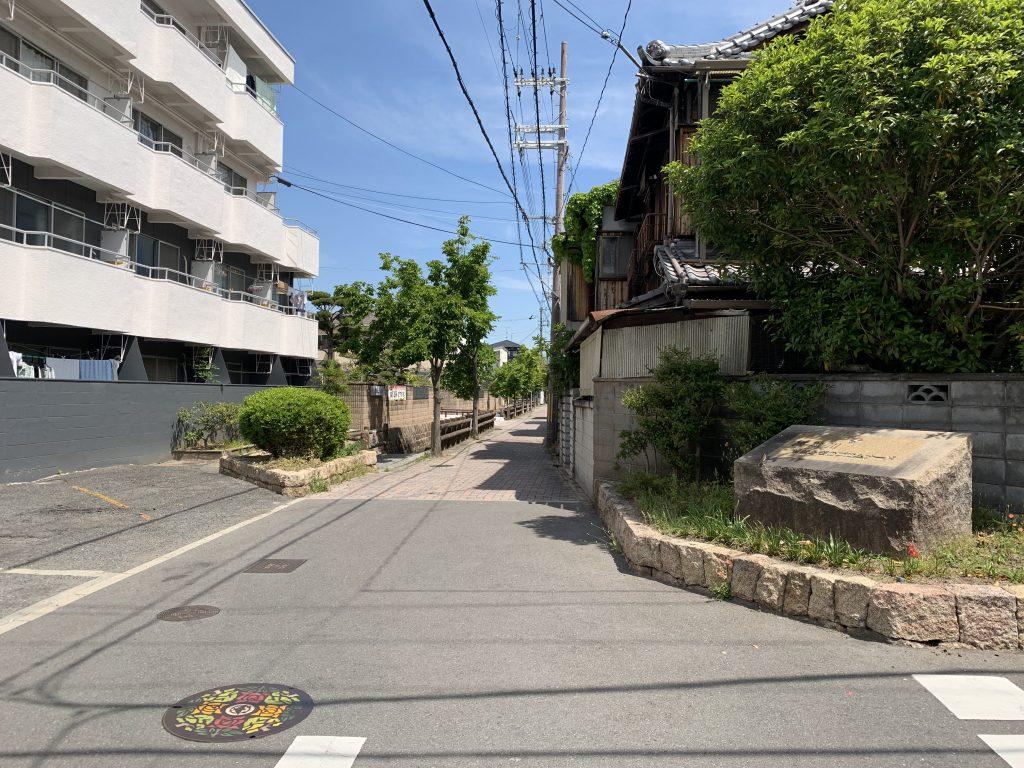 茨木市宮元町は閑静な住宅街で住環境良好です