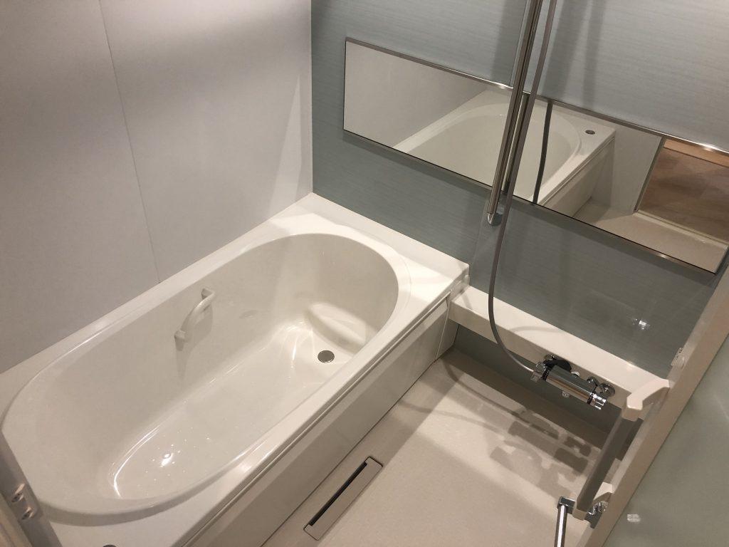 シャーメゾンフォレナ浴室